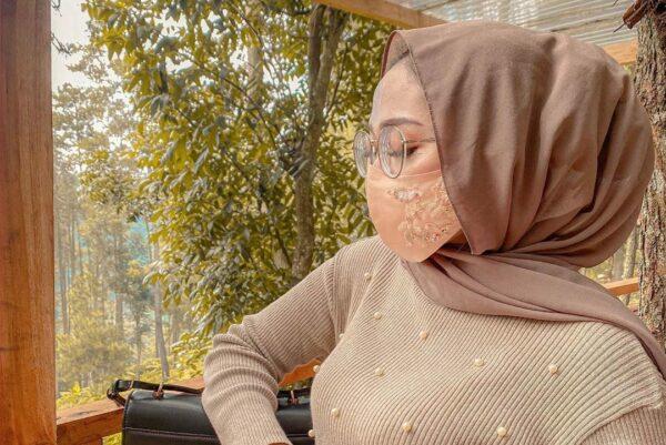 3 Varian Masker Hijab Yang Unik Buat Kamu