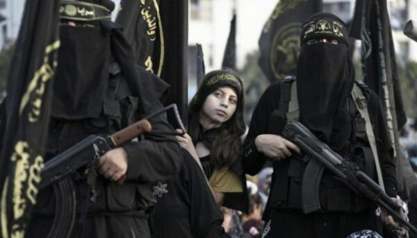 terorisme perempuan