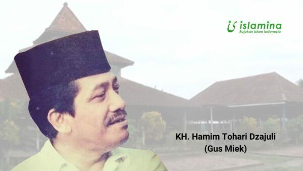 Mengungkap Kewalian Hamim Tohari Dzajuli (gus Miek)