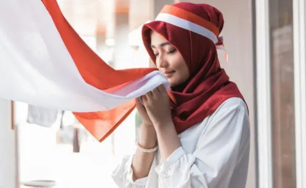 Muslimah Cinta Tanah Air