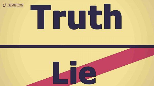 Dalam 3 Kondisi Ini, Bohong Diperbolehkan Agama
