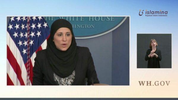 Sameera Fazili on islamina.id