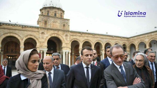 Ulil Absar Abdalla: Emmanuel Macron, Islam, dan Barat
