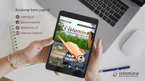 Pondok Salaf, Bukan Salafi   Bulletin Islamina Vol.1 No.6