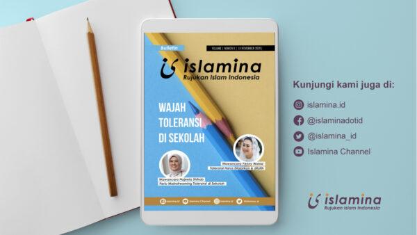 Wajah Toleransi Di Sekolah | Bulletin Islamina Vol.1 No.8
