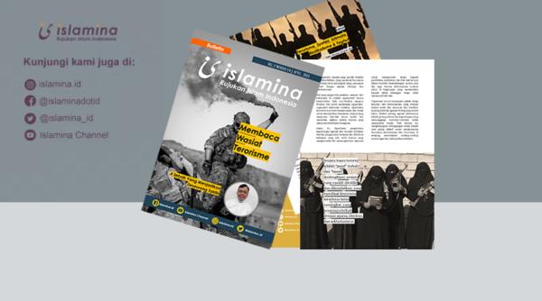 Membaca Wasiat Terorisme | Bulletin Islamina Vol. 2 No. 14