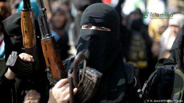 Teroris Perempuan