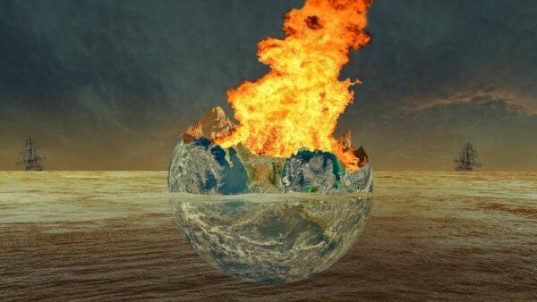 Larangan Membuat Kerusakan Bumi Terutama Dengan Cara Mengebom