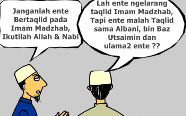 Wahabi Nusantara