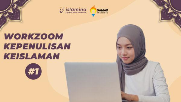 Daftar Peserta Pelatihan Kepenulisan Islamina Seri 1