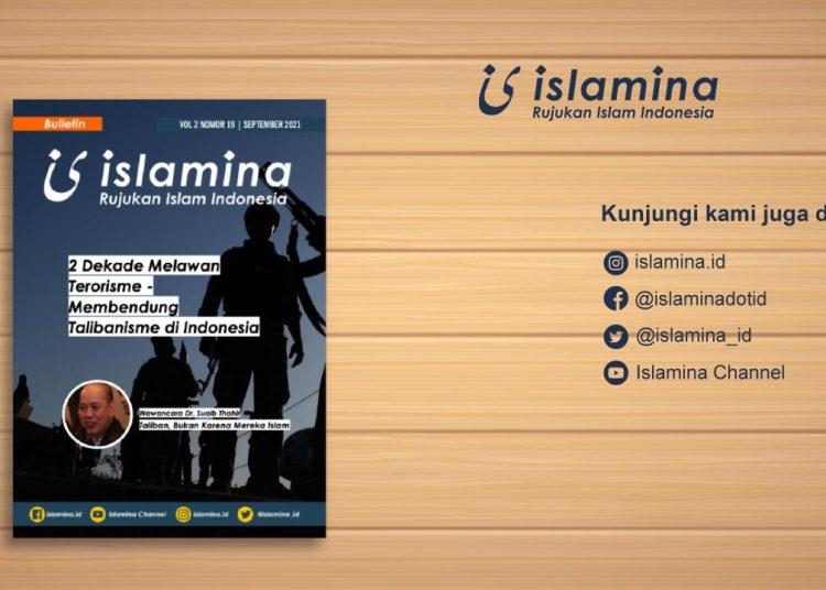 Bulletin Islamina Vol. 2 No. 19 Tahun 2021